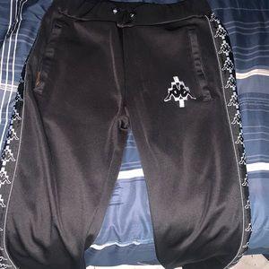 Kappa X Marcelo Burlon Track Pants